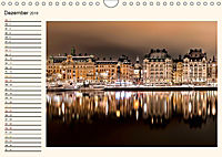 Stockholm - Venedig des Nordens (Wandkalender 2019 DIN A4 quer) - Produktdetailbild 12