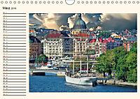 Stockholm - Venedig des Nordens (Wandkalender 2019 DIN A4 quer) - Produktdetailbild 3
