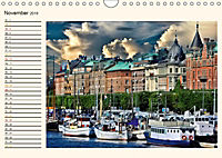 Stockholm - Venedig des Nordens (Wandkalender 2019 DIN A4 quer) - Produktdetailbild 11