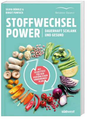 Stoffwechsel-Power -  pdf epub