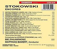 Stokowski Encores - Produktdetailbild 1
