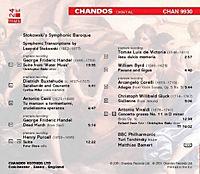 Stokowski's Symphonic Baroque - Produktdetailbild 1