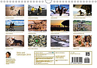 Stolz und Gehorsam. Impressionen von Soldaten im täglichen Einsatz (Wandkalender 2019 DIN A4 quer) - Produktdetailbild 13