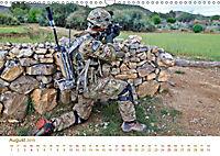 Stolz und Gehorsam. Impressionen von Soldaten im täglichen Einsatz (Wandkalender 2019 DIN A3 quer) - Produktdetailbild 8
