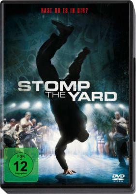 Stomp the Yard, Robert Adetuyi, Gregory Ramon Anderson
