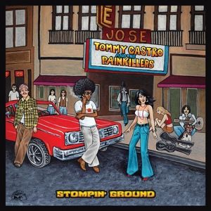 Stompin' Ground, Tommy & The Painkillers Castro