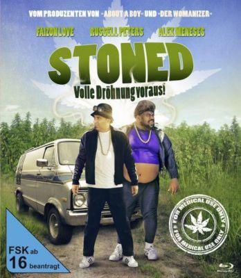 Stoned - Volle Dröhnung voraus, Faizon Love, Russell Peters, Alex Meneses