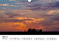 Stonehenge Sunsets & Salisbury Cathedral (Wall Calendar 2019 DIN A4 Landscape) - Produktdetailbild 5