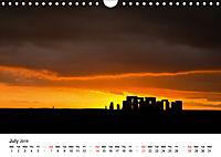 Stonehenge Sunsets & Salisbury Cathedral (Wall Calendar 2019 DIN A4 Landscape) - Produktdetailbild 7