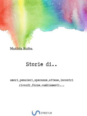Storie di..., Matilda Ruiba