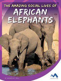 Stories from the Wild Animal Kingdom: The Amazing Social Lives of African Elephants, Samantha S. Bell