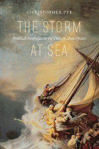 Storm at Sea, Christopher Pye