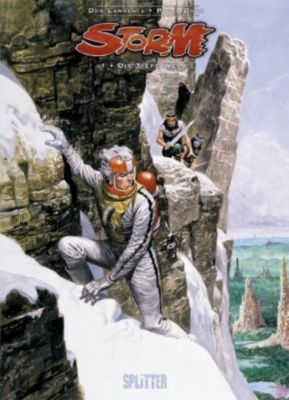 Storm - Die Tiefe Welt, Don Lawrence, Philip Dunn