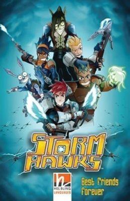 Storm Hawks, Class Set, Asoph Fipke, Helen Parker