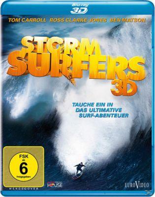 Storm Surfers, Tom Carroll, Ross Clark-Jones