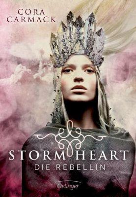 Stormheart - Die Rebellin, Cora Carmack