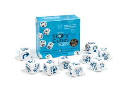 Story Cubes (Ausführung: Actions), Rory O'Connor