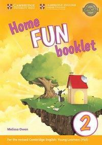 Storyfun Home Fun Booklet Level 2