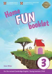 Storyfun Home Fun Booklet Level 3