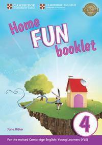 Storyfun Home Fun Booklet Level 4