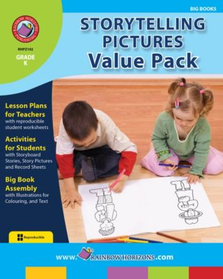 Storytelling Pictures VALUE PACK, Vera Trembach