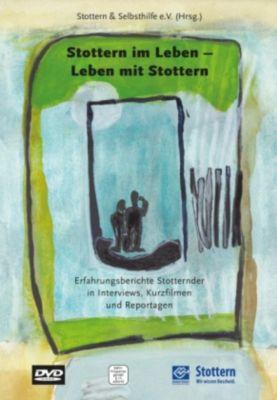 Stottern im Leben - Leben mit Stottern, 1 DVD