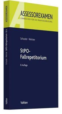 StPO-Fallrepetitorium