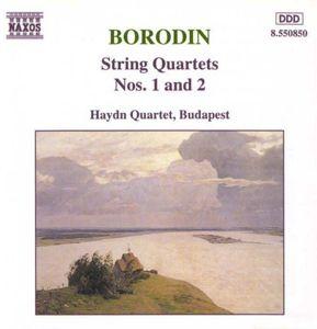 Str.Quart.1+2*Naxos, Haydn Quartett