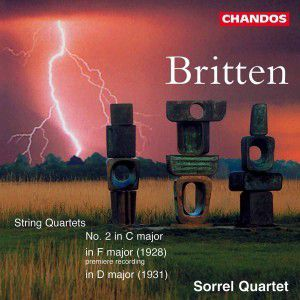 Str.quart.in F+d/str.quartet 2, Sorrel Quartet