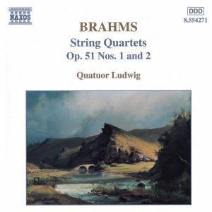 Str. Quart. Op. 51 1 & 2*Quatu, Quatuor Ludwig