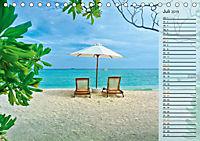 Strände wie ein Traum (Tischkalender 2019 DIN A5 quer) - Produktdetailbild 7