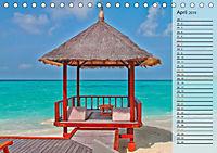 Strände wie ein Traum (Tischkalender 2019 DIN A5 quer) - Produktdetailbild 4