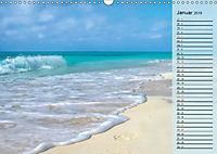 Strände wie ein Traum (Wandkalender 2019 DIN A3 quer) - Produktdetailbild 1
