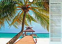 Strände wie ein Traum (Wandkalender 2019 DIN A4 quer) - Produktdetailbild 9