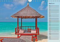 Strände wie ein Traum (Wandkalender 2019 DIN A4 quer) - Produktdetailbild 4