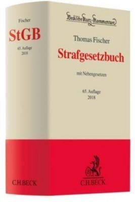 Strafgesetzbuch (StGB), Kommentar, Thomas Fischer