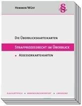 Strafprozessrecht im Überblick, Karl-Edmund Hemmer, Achim Wüst, Beck, Röhm