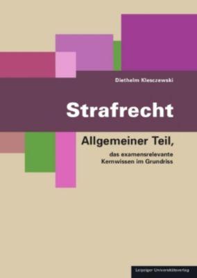 Strafrecht, Diethelm Klesczewski