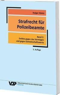 Strafrecht für Polizeibeamte, Holger Nimtz