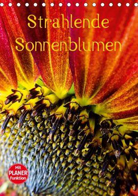 Strahlende Sonnenblumen (Tischkalender 2019 DIN A5 hoch), Karin Sigwarth