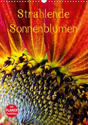 Strahlende Sonnenblumen (Wandkalender 2019 DIN A3 hoch), Karin Sigwarth