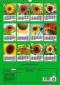 Strahlende Sonnenblumen (Wandkalender 2019 DIN A3 hoch) - Produktdetailbild 13