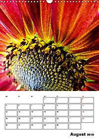 Strahlende Sonnenblumen (Wandkalender 2019 DIN A3 hoch) - Produktdetailbild 8