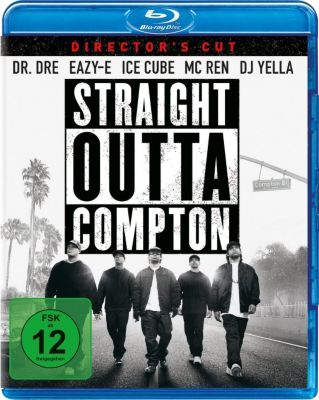 Straight Outta Compton incl. Director's Cut, Andrea Berloff, Jonathan Herman, S. Leigh Savidge, Alan Wenkus