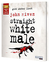 Straight White Male, 2 MP3-CDs - Produktdetailbild 1