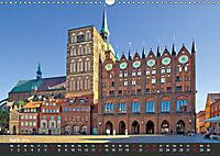 Stralsund. Das Tor zur Insel Rügen (Wandkalender 2019 DIN A3 quer) - Produktdetailbild 4