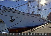 Stralsund. Das Tor zur Insel Rügen (Wandkalender 2019 DIN A3 quer) - Produktdetailbild 3