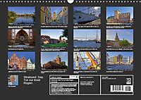 Stralsund. Das Tor zur Insel Rügen (Wandkalender 2019 DIN A3 quer) - Produktdetailbild 13