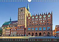Stralsund. Das Tor zur Insel Rügen (Wandkalender 2019 DIN A4 quer) - Produktdetailbild 4
