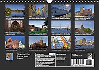 Stralsund. Das Tor zur Insel Rügen (Wandkalender 2019 DIN A4 quer) - Produktdetailbild 13